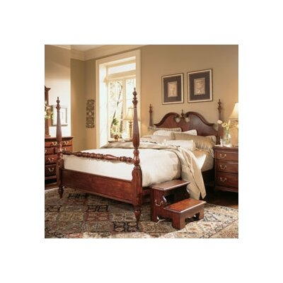 American Drew Grove Four Poster Bed