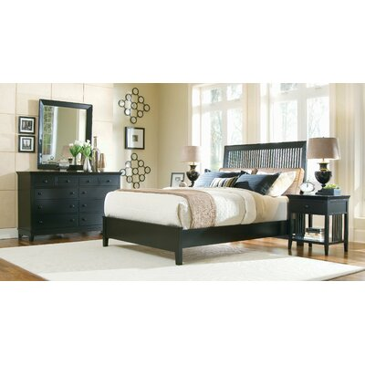 American Drew Sterling Pointe Slat Bedroom Collection