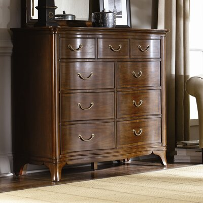 American Drew Cherry Grove New Generation 9 Drawer Dresser