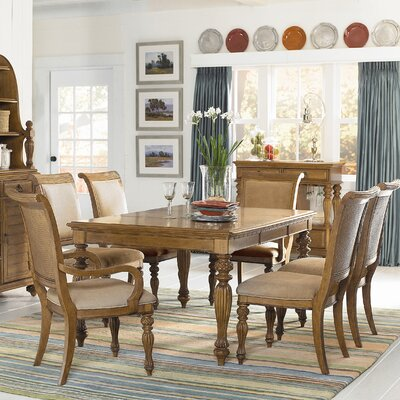 American Drew Grand Isle 7 Piece Dining Set