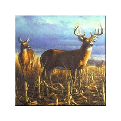 Tuftop Deer Local Legend Trivet