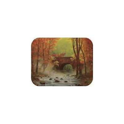 Tuftop Autumn Bridge Cutting Board