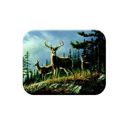 Tuftop Deer-Autumn Whitetail Cutting Board
