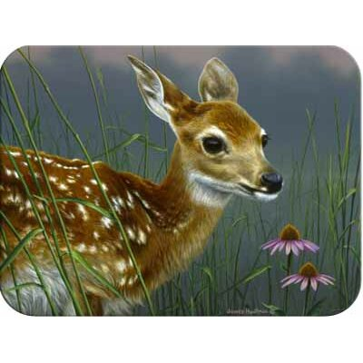 Tuftop Fawn Cutting Board