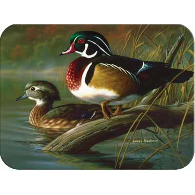 McGowan Tuftop Wood Ducks Cutting Board