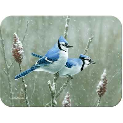 Tuftop Blue Jays Cutting Board