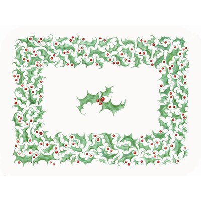 McGowan Small Holly Border