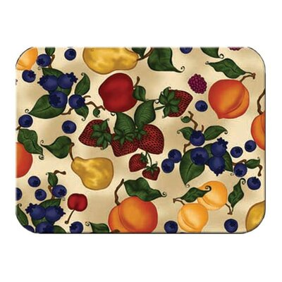 <strong>McGowan</strong> Tuftop Fruit Collage Cutting Board