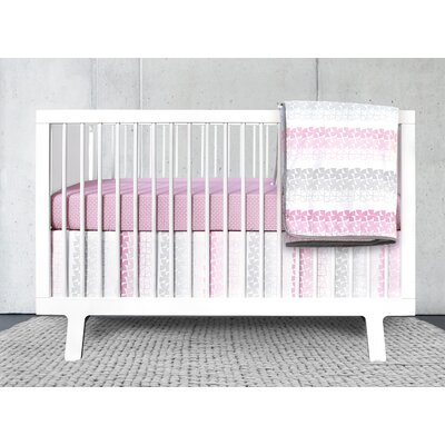 olli & lime Logan 3 Piece Crib Bedding Collection