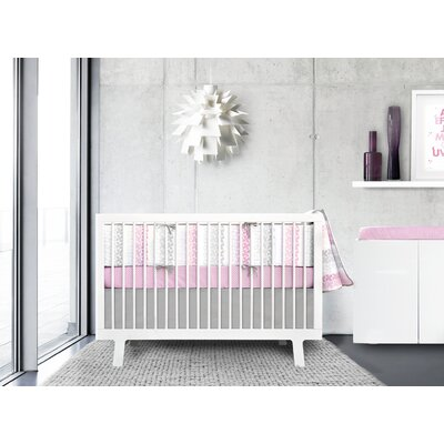 olli & lime Logan 4 Piece Crib Bedding Collection