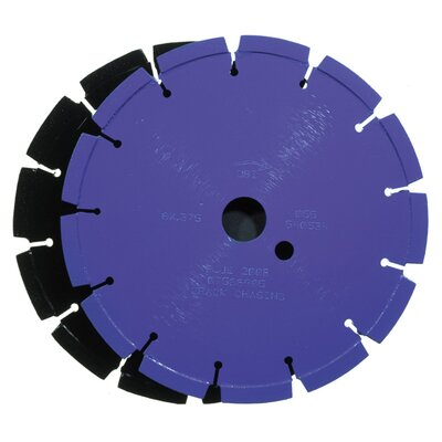 Husqvarna Black 500B Super Premium Banner Line Crack Saw Diamond Blades