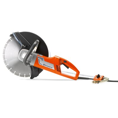 Husqvarna 20 Amp 2.7 HP 120 V Electric Wet Cut Off Saw