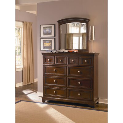 Lea Industries Covington 8 Drawer Bureau Dresser
