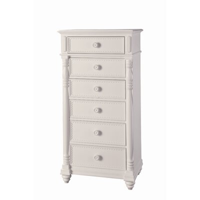 Lea Industries Hannah Lingerie 6-Drawer Chest