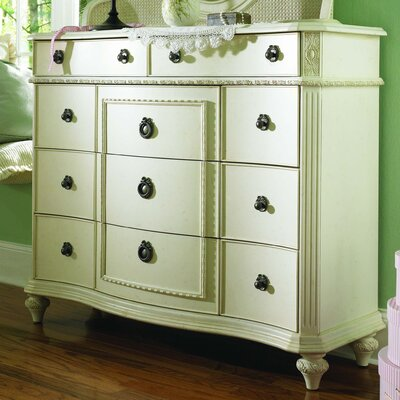 Lea Industries Emma's Treasures Bureau Dresser