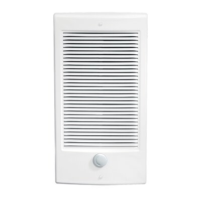 3,412 BTU Fan Forced Wall Space Heater