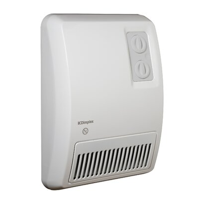 Dimplex deluxe wall mounted fan forced bathroom heater - Electric wall mounted heaters for bathrooms ...