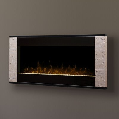 Dimplex Strata Wall Mounted Electric Fireplace Reviews Wayfair