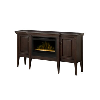 Upton Contemporary Convertible Electric Ember Bed Fireplace