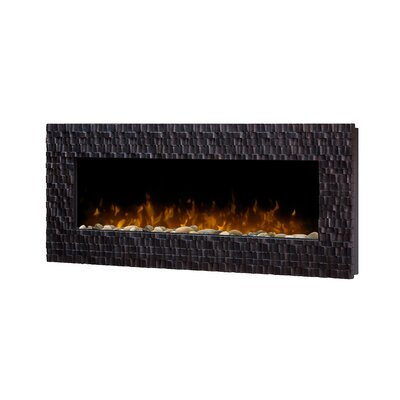 Dimplex Synergy Wall Mounted Electric Fireplace Amp Reviews
