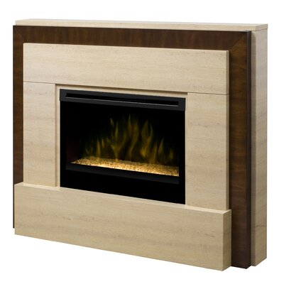 Gibraltar Electric Ember Bed Fireplace