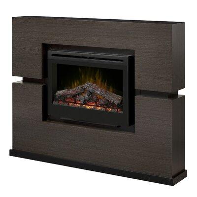 Amsden Electric Fireplace Wayfair