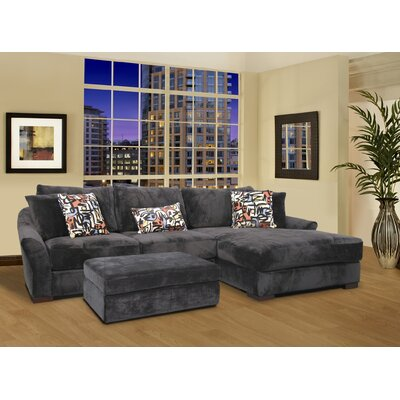 Wildon Home ® Audrey Sectional