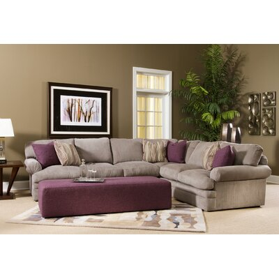 Wildon Home ® Helena Sectional