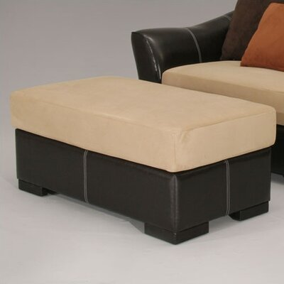 Wildon Home ® Allegra Ottoman