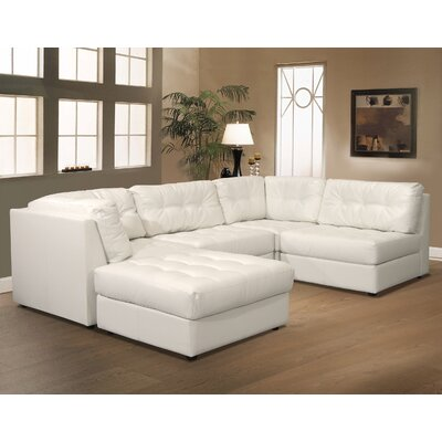 Wildon Home ® Galaxy Modular Sectional