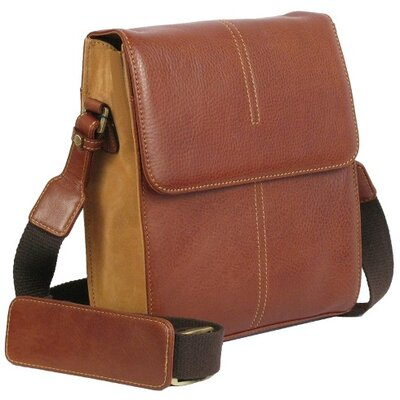 Dr. Koffer Fine Leather Accessories Messenger Bag