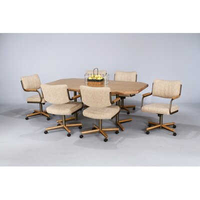 Chromcraft Chromcraft Core 7 Piece Dining Set