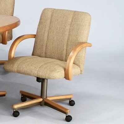 Core Tilt Swivel Arm Chair