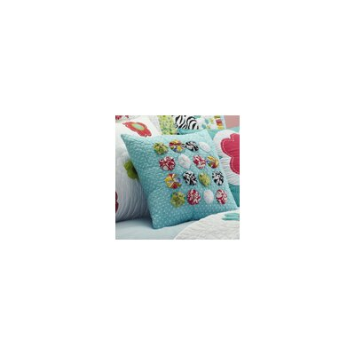 Abby/Jane Yo Yo Decorative Pillow