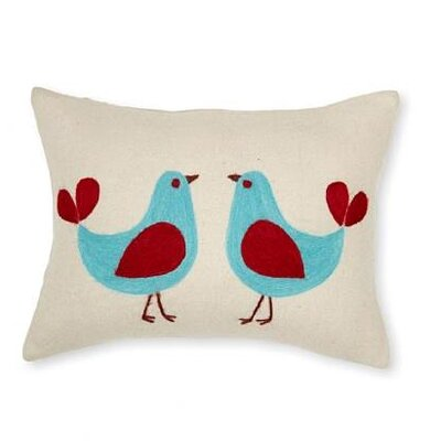 Twin Bird Pillow