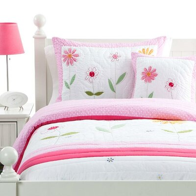 Amity Home Emily 3 Piece Quilt Set