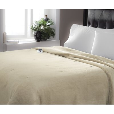 Serta Serta Luxe Plush Micro Fleece Electric Blanket