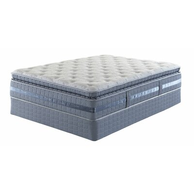 Serta Perfect Sleeper SmartSurface Elite Riverton Lake Standard Height Super Pillow Top Mattress