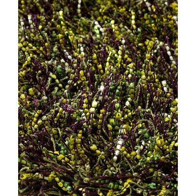 Linie Design Sprinkle Lime Rug