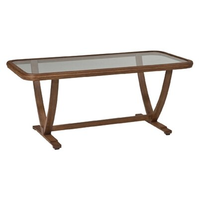 Woodard Landgrave Vienna Coffee Table