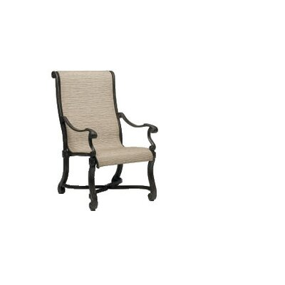 Woodard Landgrave Villa Sling Dining Arm Chair
