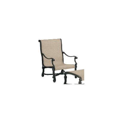 Woodard Landgrave Villa Lounge Seating Group with Cushion