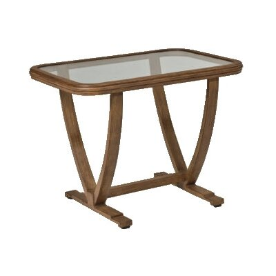 Woodard Landgrave Vienna Rectangular Side Table