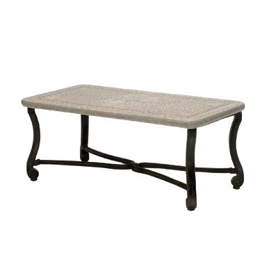 Woodard Landgrave Villa Coffee Table