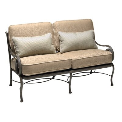 Woodard Landgrave Old Gate Loveseat