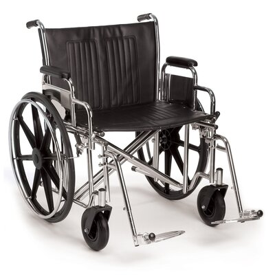Sunrise Medical Breezy EC 2000HD Heavy-Duty and Extra Wide Wheelchair