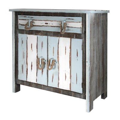 2 Door 1 Drawer Cabinet