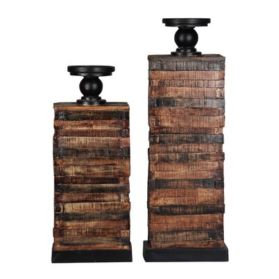 Style Craft Candle Holder (Set of 2)