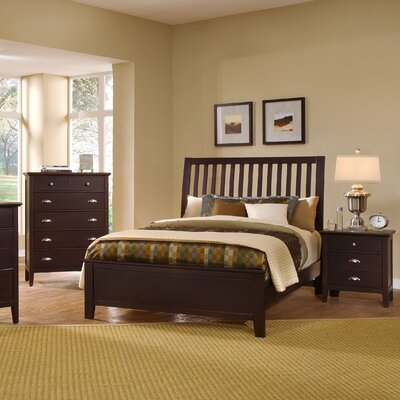 Twilight Slat Bedroom Collection Wayfair