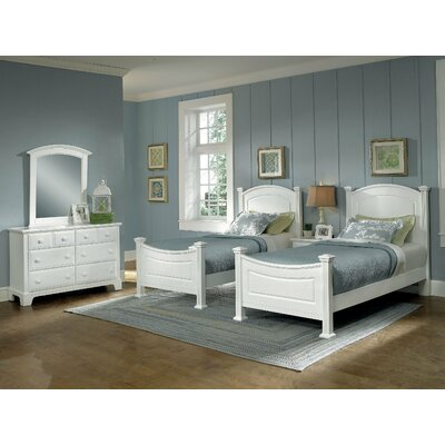 Vaughan-Bassett Hamilton Franklin Youth Panel Bedroom Collection